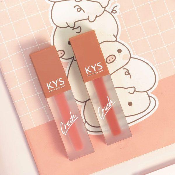 Thỏi Son kem KYS Chocolate Crush