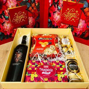 Hộp quà tết Phú Quý (Kèm túi) - QT112