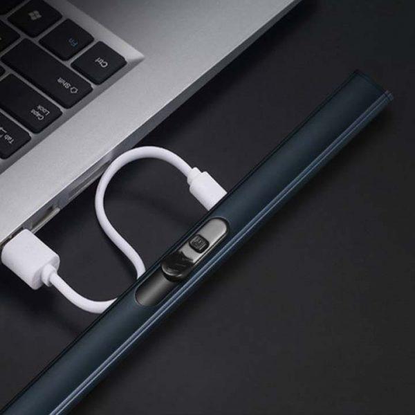 Bật lừa điện sạc USB chuyên dụng cho đốt nến thơm - LD01